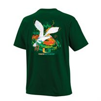 Guy Harvey University of Miami Hurricanes Collegiate T-Shirt