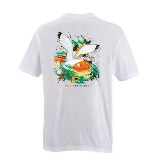 Guy Harvey Miami Hurricanes Collegiate T-Shirt