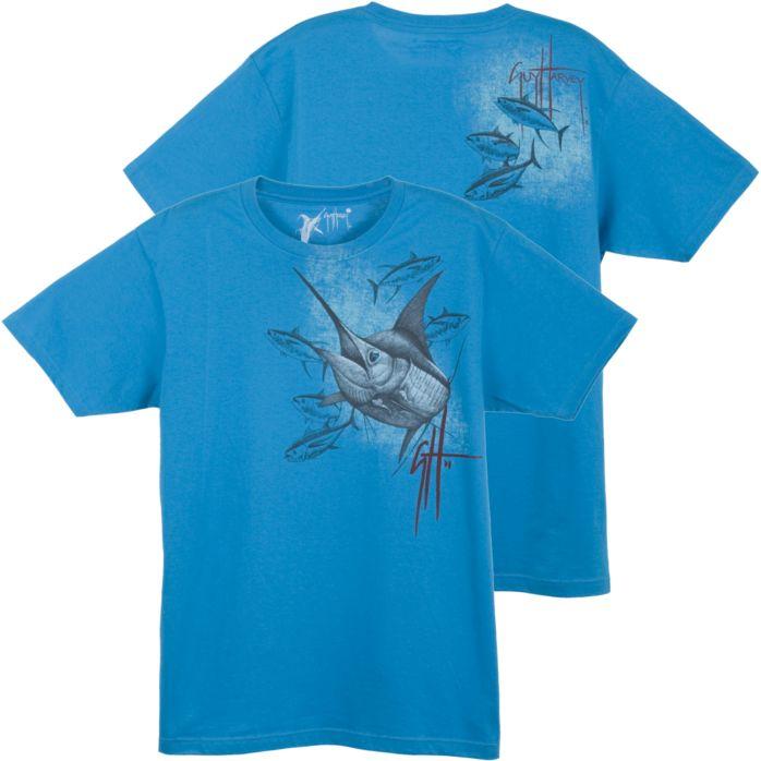 Guy Harvey Marlin and Yellowfin T-Shirt