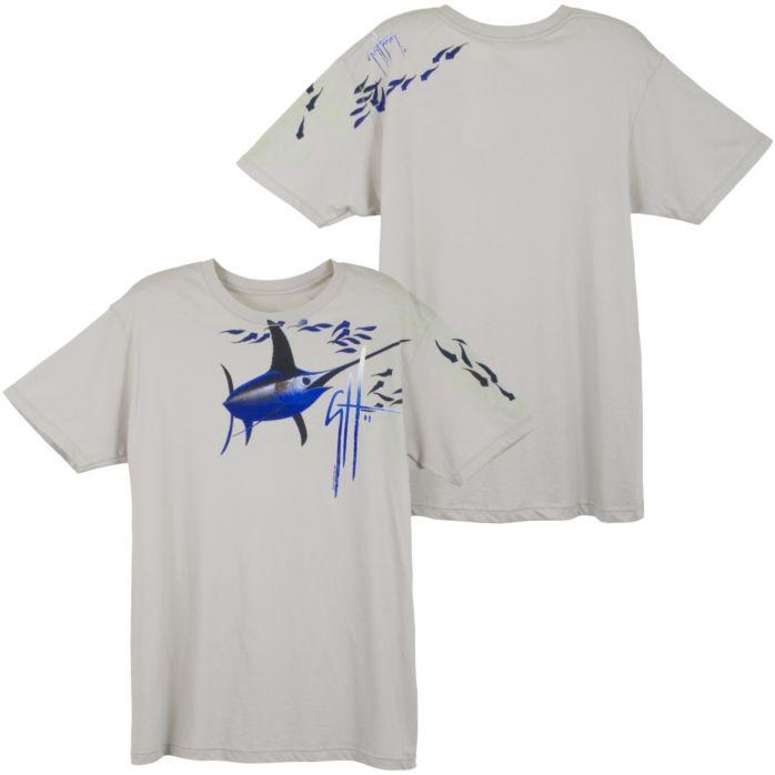Guy Harvey Swordfish Snack T-Shirt