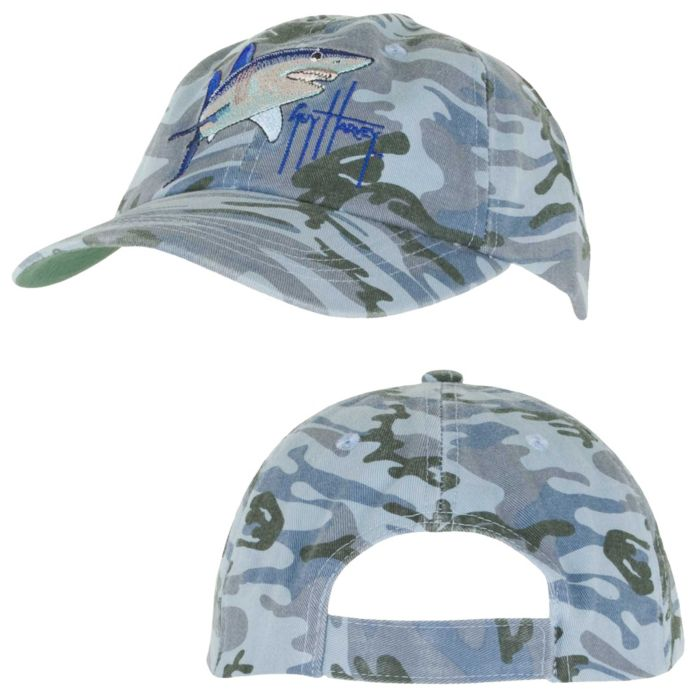 Guy Harvey Mako Shark Hat