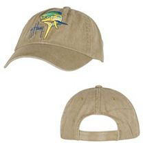 Guy Harvey Bull Dolphin Hat