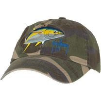 Guy Harvey Yellowfin Tuna Hat