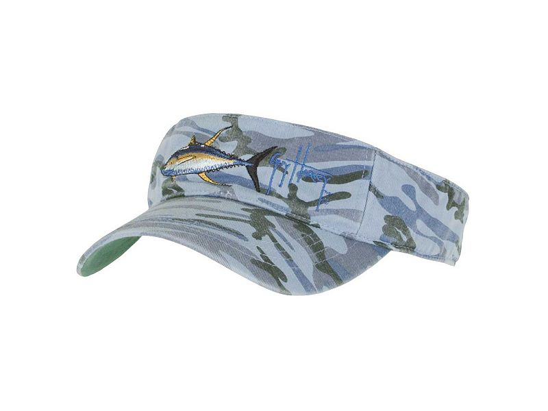 Guy Harvey Yellowfin Tuna Visor
