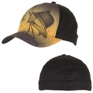 Guy Harvey Underwater Sails Hat