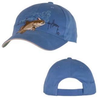 Guy Harvey Redfish Flats Hat