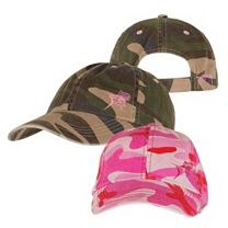 Guy Harvey Sailfish Camo Ladies Hat