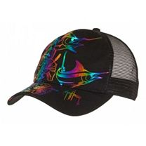 Guy Harvey Hibiscus Marlin Ladies Hat