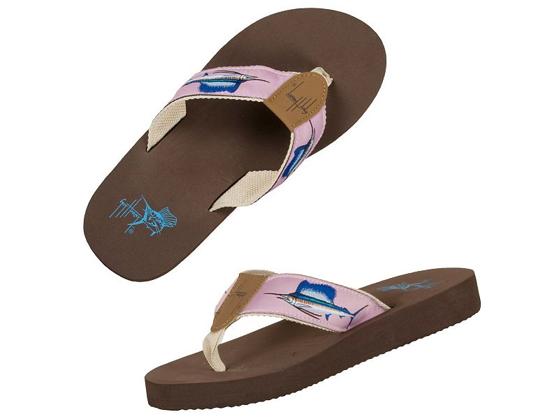 Guy Harvey Sailfish Ladies Sandal