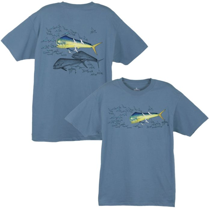 Guy Harvey Dorado & Flyers T-Shirt