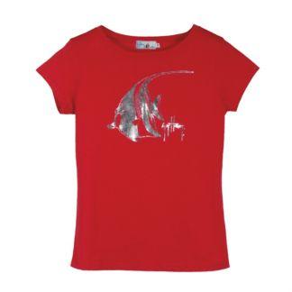 Guy Harvey Idol Foil Knit T-Shirt