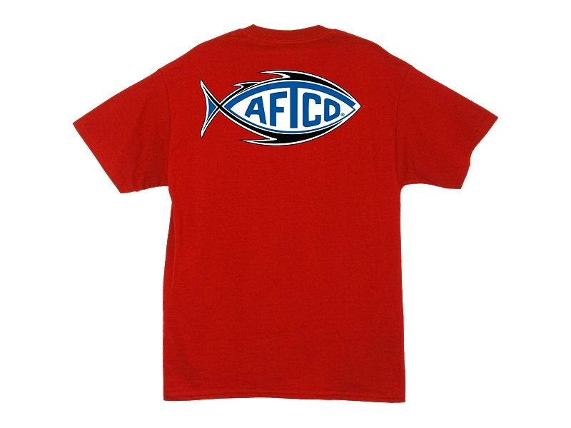 AFTCO Football Logo T-Shirt