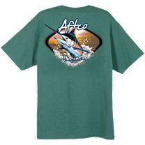 AFTCO Marlin Jump T-Shirt