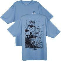 AFTCO Rigging Performance T-Shirt