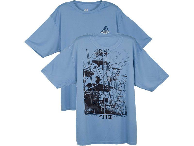AFTCO Rigging Peformance T-Shirt