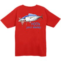 AFTCO Bluewater Wear Hoo's Your Daddy Youth T-Shirt