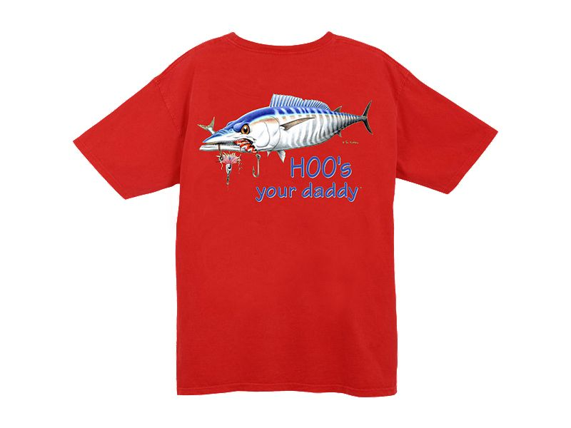 AFTCO Bluewater Hoo's Your Daddy Youth T-Shirt