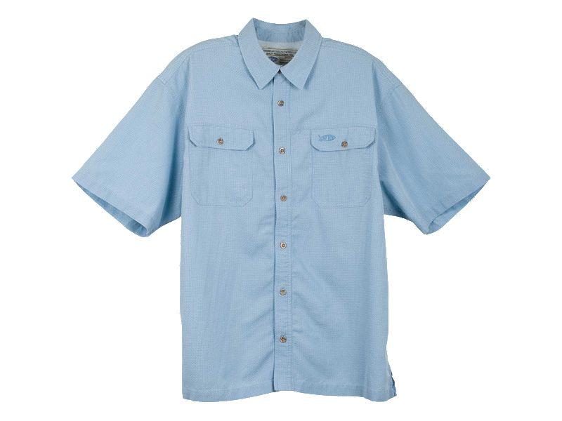 AFTCO Travel Shirt 3 Buttondown