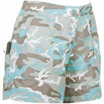 Guy Harvey Ladies Fishing Shorts