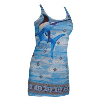 Guy Harvey Indo Swordfish Dress