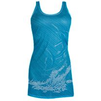 Guy Harvey Pinstripe Tank Dress