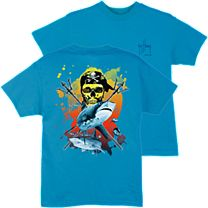 Guy Harvey Neptune Youth T-Shirt