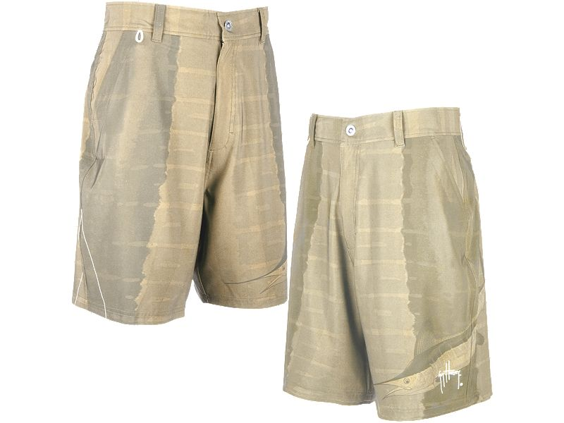 Guy Harvey Marlin Skin Hybrid Shorts