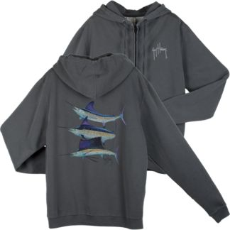 Guy Harvey Vintage Grand Slam 3 Hoody