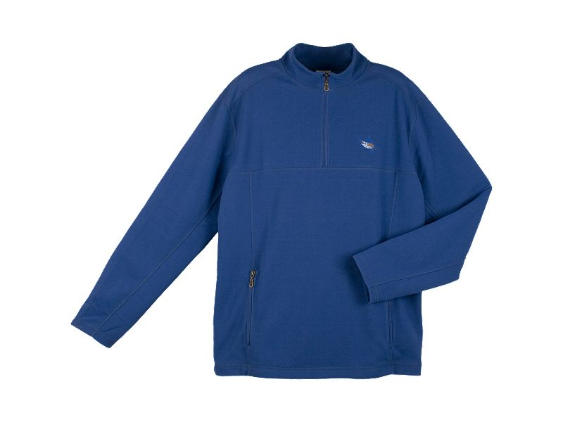 Guy Harvey Polar Fleece 1/4 Zip-Front
