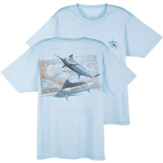 Guy Harvey Dri-Release Tomahawk T-Shirt