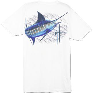Guy Harvey Running Back T-Shirt