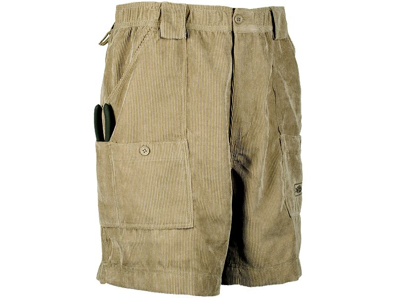AFTCO M01 Cord Shorts