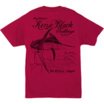 Guy Harvey Kona Black T-Shirt
