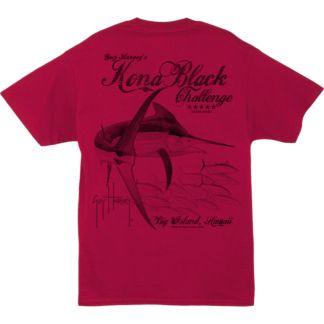 Guy Harvey Kona Black T-Shirt