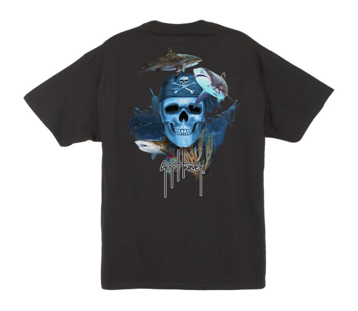 Guy Harvey Pirate Reef T Shirt