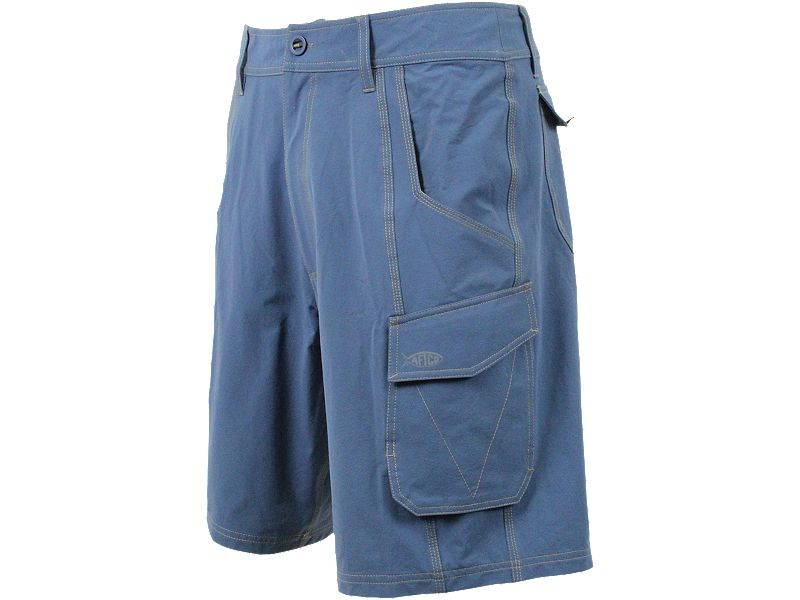 AFTCO Stealth Fishing Shorts