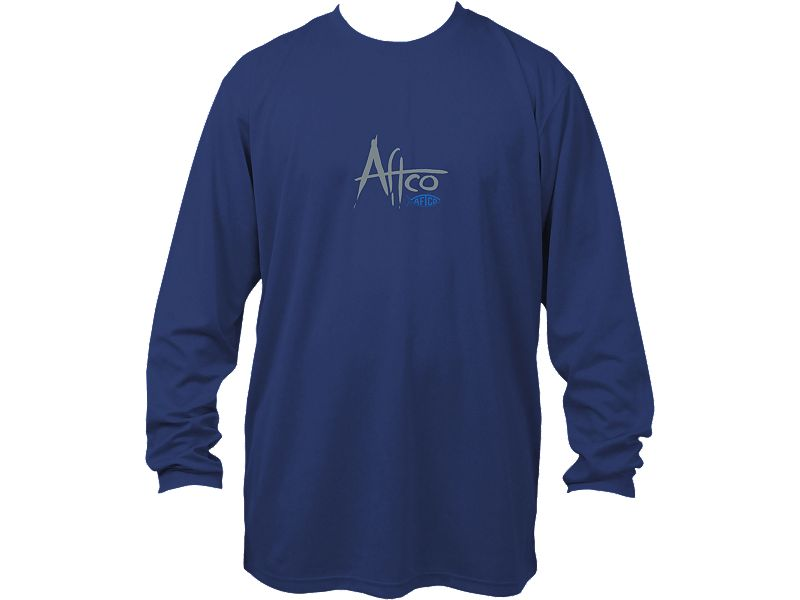 AFTCO Angler Performance Long Sleeve Shirt