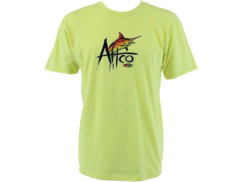 AFTCO Marlin Sketch T-Shirt
