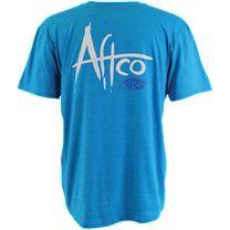 AFTCO Brush Logo T-Shirt
