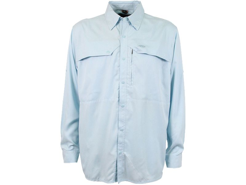 AFTCO Cumulus Long Sleeve Buttondown Shirt