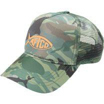 AFTCO Camo Trucker Hat