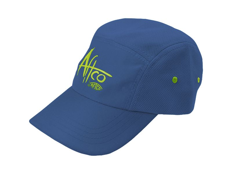 AFTCO Five Panel Tech Hat