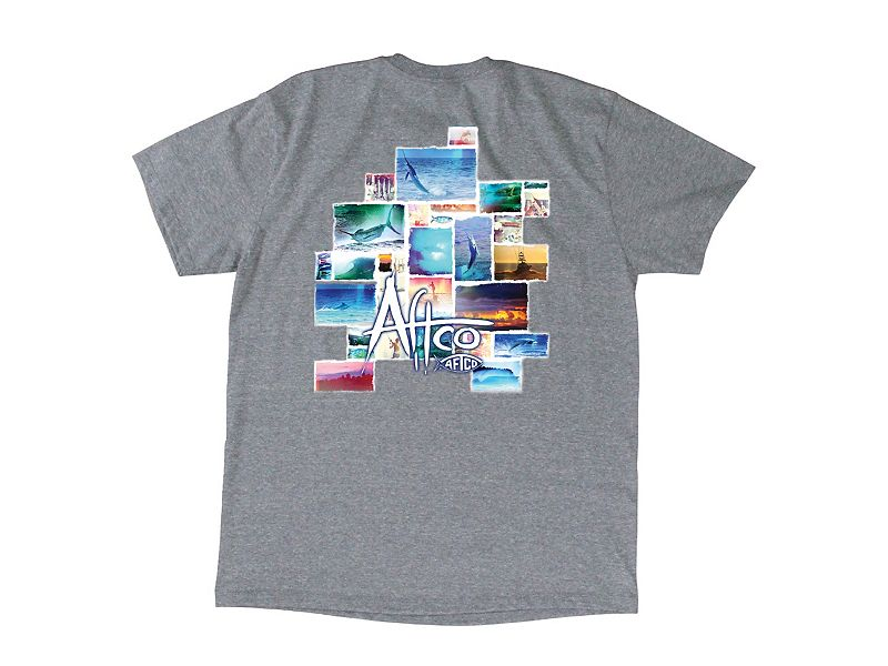 AFTCO Seventee T-Shirt