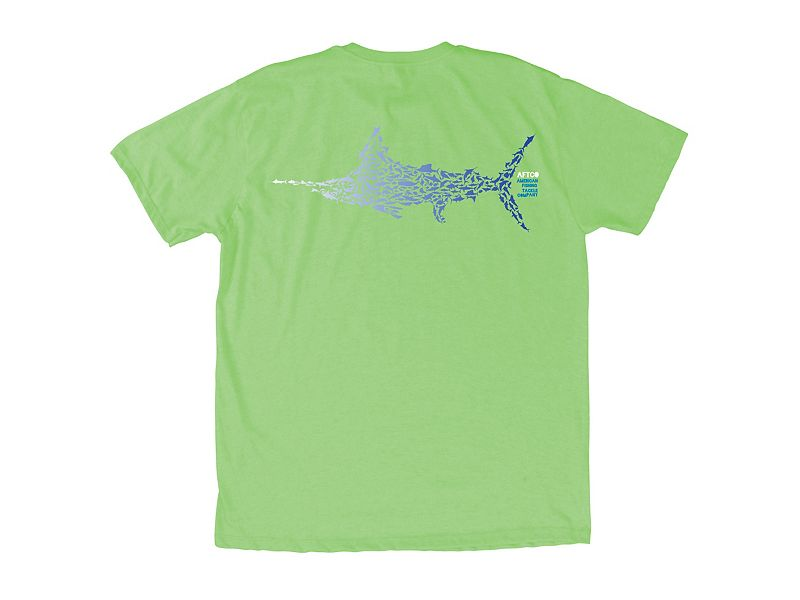 AFTCO Marlin Puzzle T-Shirt