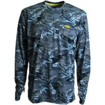 AFTCO Caster Performance Long Sleeve Shirt