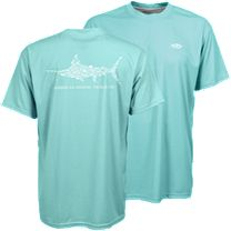 AFTCO Jigfish Performance T-Shirt