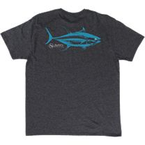 AFTCO Tuna Gyotaku T-Shirt