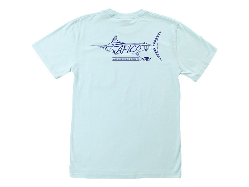 AFTCO Bill's Fish T-Shirt