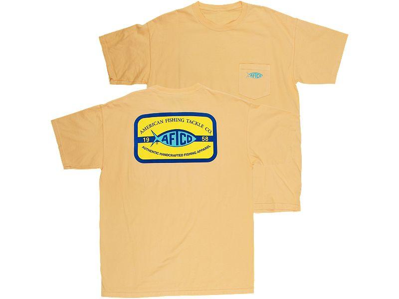 AFTCO Patch T-Shirt