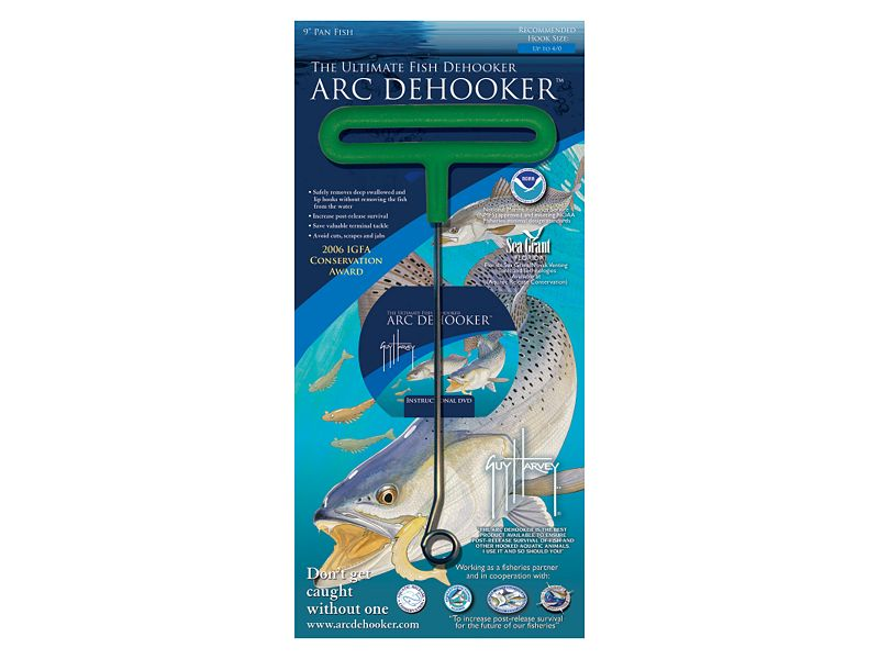 ARC Pan Fish Dehooker